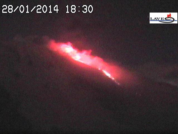 Etna-webcam