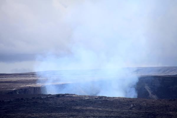 Kilauea-degazage