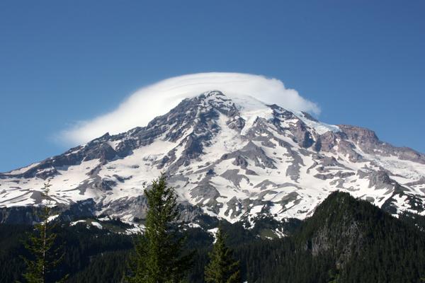 Rainier-sommet