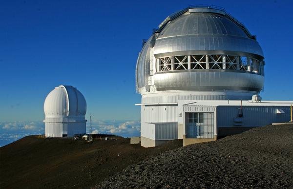 Mauna-Kea-telescope
