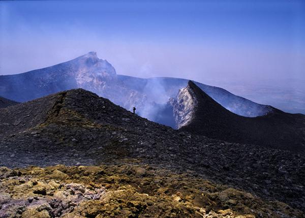 Etna-sommet