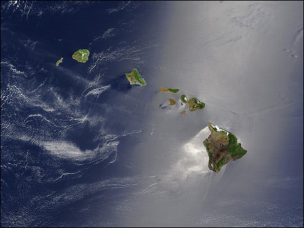 Hawaii-satellite