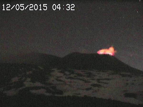 Etna 12 mai