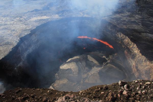 Kilauea 15 mai