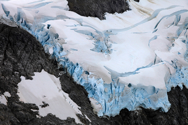 Glacier-melting