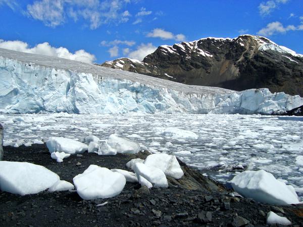 Perou Pastoruri_Glacier