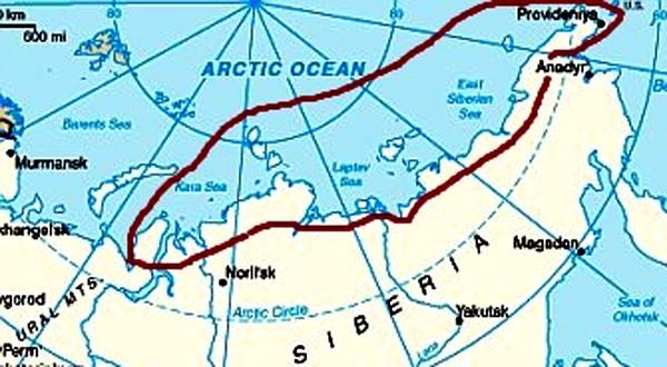 Sibérie-arctique