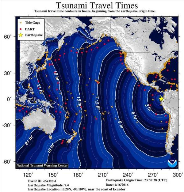 Tsunami Eq