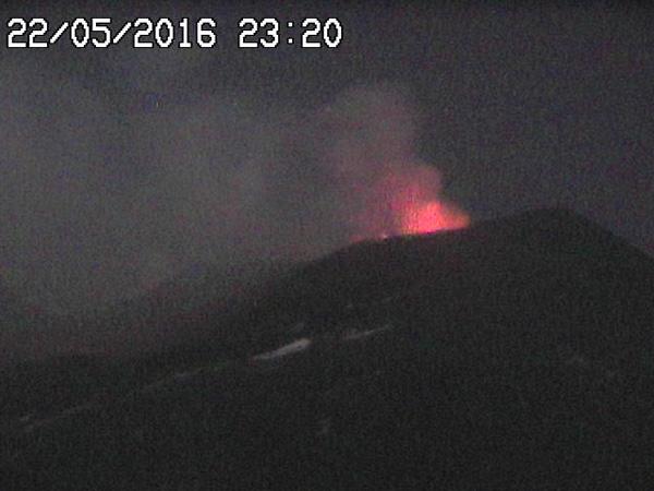 Etna 22 mai