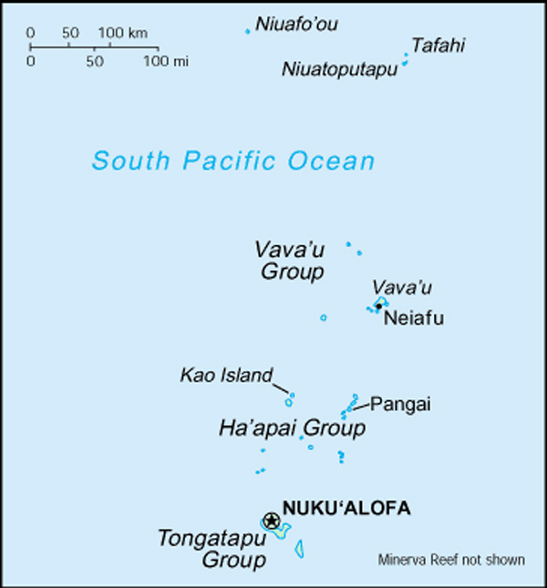 Tonga-blog