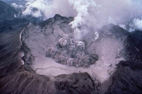 Pinatubo erup