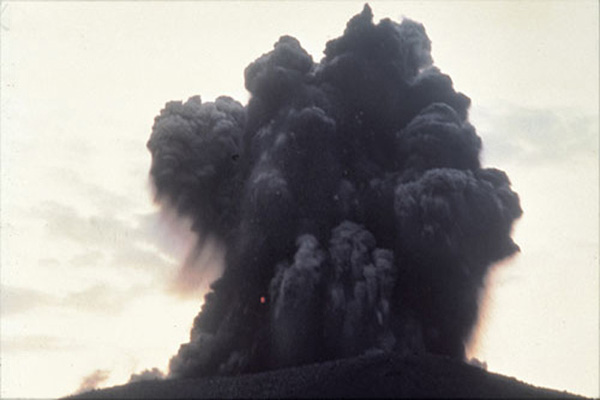 Krakatau blog