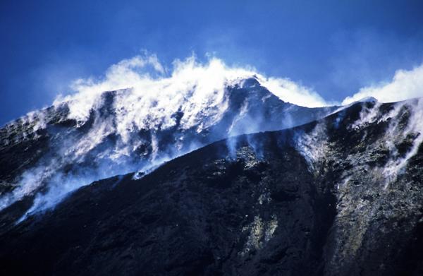 Pacaya-sommet