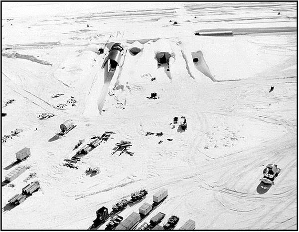 Camp-Century-Greenland-1959