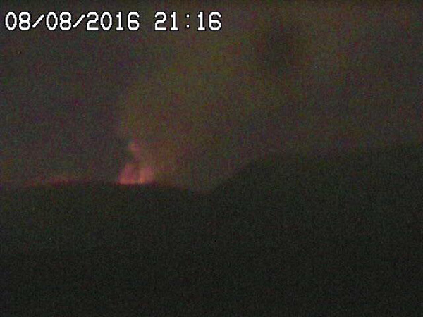 Etna 8 aout