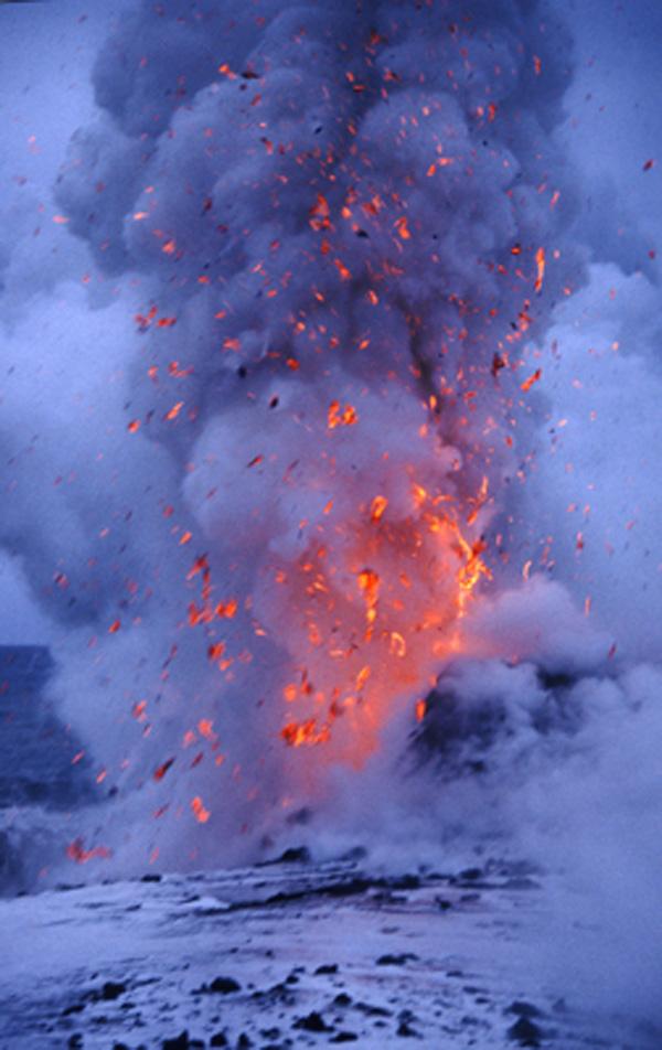 Explosion-Hawaii