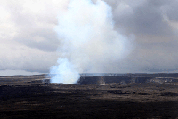 Panache-Kilauea