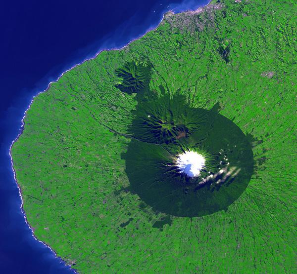 Mont Etna radiométrique datant